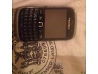 Blackberry 9320 UNLOCKED *NO BATTERY*