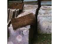 Garden Paving Slabs For Sale. £1 each. 43x43x3.5 cm. Used but still good for patio. You collect.