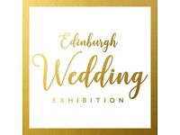 The Edinburgh Wedding Exhibition 27th & 28th January/1st & 2nd September 2018 (SUPPLIERS)