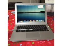 """Apple MacBook Air 13"""" with 64GB SSD, 2GB memory and Magsafe 1 PSU"""