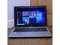 "ASUS X555LD-XX737H 15.6"" Gaming Multimedia Laptop Core i7 5500U 3GHz GeForce 1TB Windows 10"