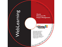 Primavera P6 Enterprise Project Portfolio Management 8 Essentials - 1Z0-567 Self-Study CBT Training