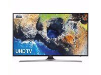 Samsung 40MU6100 40 Inch 4K Ultra HD Smart TV NEW WITH 5 YEARS WARRANTY.