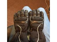 Motorbike Gloves - Thinsulate / Kevlar £10 OBO