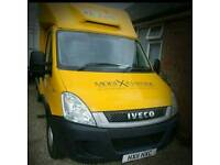 Iveco daily van (customised) events, shop, mobile phone