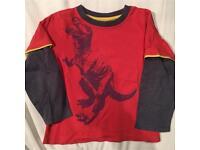 T Rex dinosaur T shirt age 2-3 year
