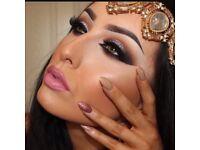 Bridal/party make up