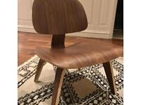 Eames Lounge Chairs x2