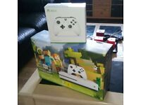 Xbox One S Minecraft Bundle with 4 Games, Extra Controller and Kinect