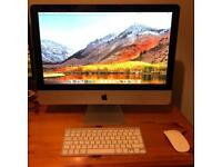 2012 iMac 21.5inch with wireless keyboard and Magic Mouse