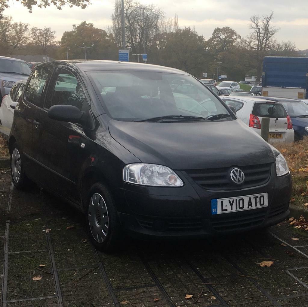 VW FOX 2010 - OPEN TO OFFERS | in Ipswich, Suffolk | Gumtree