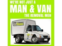 Cheap Man with a Van Short Notice Removal Store Pick Up Collection Private Courier