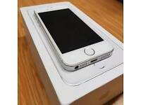 Iphone 5s (silver) 16gb EE