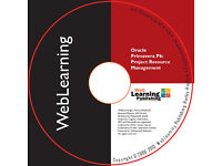 Oracle Primavera P6 Project Resource Management Self-Study Computer Based Training - CBT