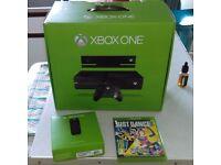 XBox One 500g in box. Like new.