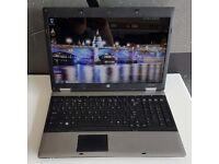 HP 6550/ INTEL i3 2.40 GHz/ 3 GB Ram/ 160 GB HDD/ - WINDOWS 7