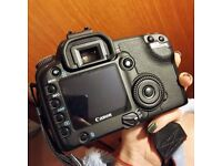 Canon 30D. Body only. Small shutter count