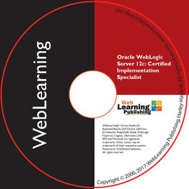 WebLogic Server 12c:Administration I Certified Implementation-1Z0-133 Self-Study CBT Training Course