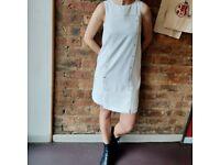 Zara simple cut dress