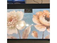 Flower Canvas (Brand New)