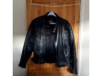 Akito Mercury Plus leather jacket