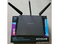 NETGEAR R7000 Nighthawk AC1900 WiFi 5 Broadband Router / Access Point
