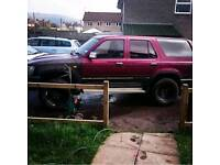 2.4 toyota hilux surf