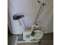 Excercise bike, Vintage/Retro, Heavy Duty Tunturi Home Cycle 3 - Hardly used