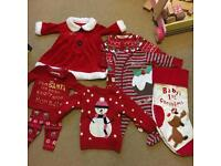 3-6 months Christmas bundle