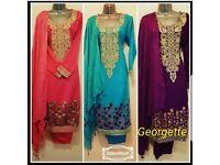 Asian clothing Salwar Kamiz Skboutique.
