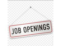 PART TIME WAITING STAFF AND DELIVERY DRIVERS WANTED