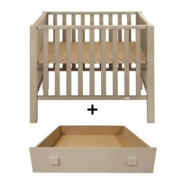 Entrepot Baby Outlet: QUAX Box en Lade MARIE-LUCCA Grisato