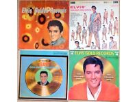 Elvis Gold Records 1234 Uk 1st issues