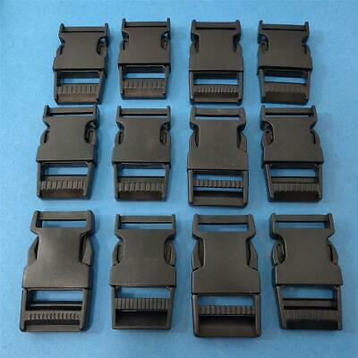 SET of 12 Snap Side Release Buckles -1