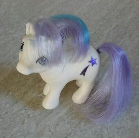 Vintage My Little Pony G1 Baby Glory