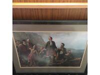 Lochaber No More Print by J B MacDonald