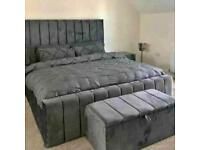 BED OF THE WEEK PANAMA BED FRAME & MATTRESS
