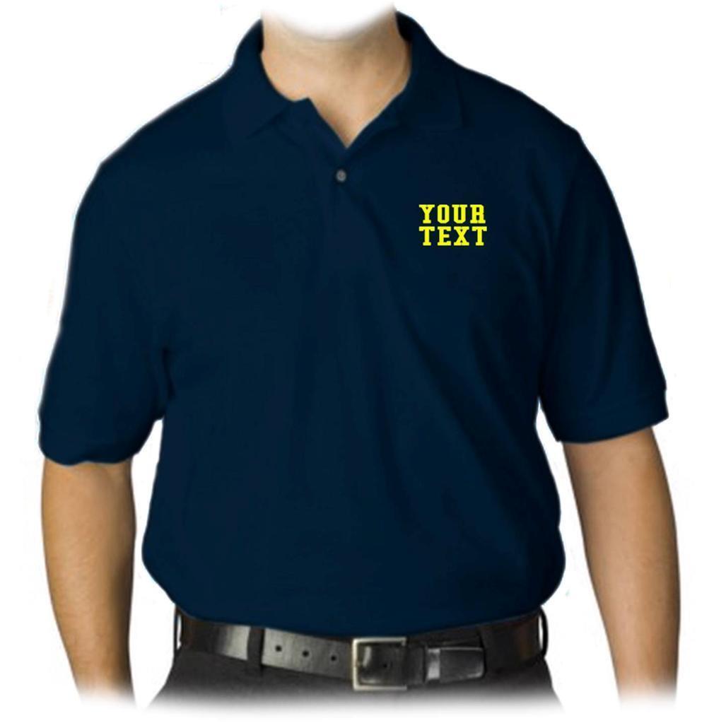 Cheap Company Logo Polo Shirts Lauren Goss