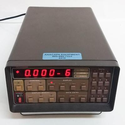 Keithley 224 Programmable Dc Current Source 1v To 105v 5na To 100ma 6419