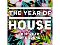 THE YEAR OF HOUSE: