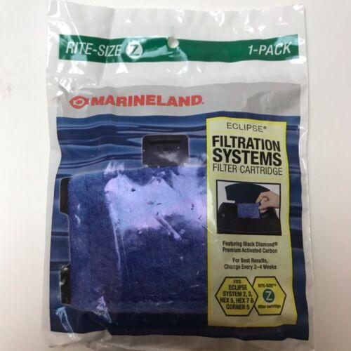 Marineland Fish Tank Filter Eclipse Rite Size Z 1 Pack