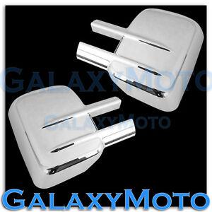Silverado Chrome Tow Mirrors Ebay