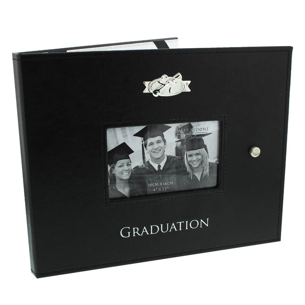 Personalised Wooden Graduation Certificate Holder Frame Gift  B48-A4-1
