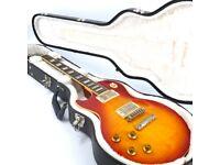 2003 Gibson Les Paul Standard - Left Handed Guitar - Cherry Sunburst - Trades