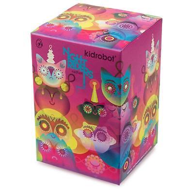 ONE BLIND BOX NIGHTRIDERS DUNNY DESIGNER VINYL FIGURE BY KIDROBOT