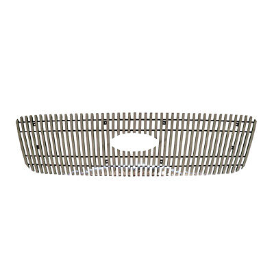 EAG Fits 01-03 Ford Ranger Billet Grille Aluminum Polished -