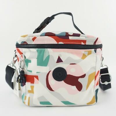 KIPLING GRAHAM Insulated Lunch Bag Music Print
