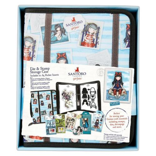 Gorjuss Girls Stamp & Die Storage Case