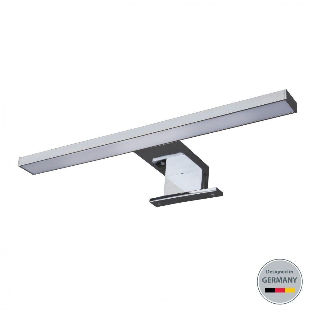 LED Bad Spiegel-Leuchte Badezimmer Beleuchtung Aufbau-Lampe IP44 ...