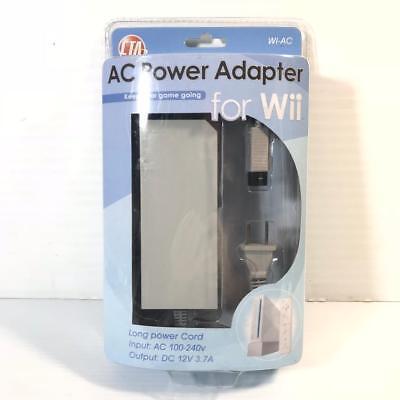 CTA Wii AC Power Adapter (Cta Digital Ac Adapter)